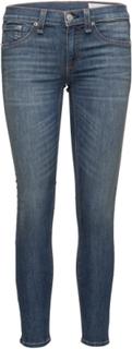 Capri Skinny Jeans Blå RAG & B