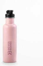 Better Bodies Fulton Bottle - Pale Pink - Drikkeflaske