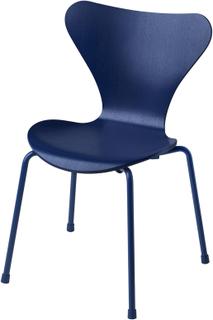 Fritz Hansen - Series 7 Children's Chair, Ai Blue