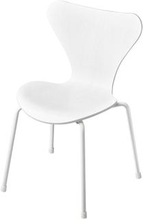 Fritz Hansen - Series 7 Children's Chair, White