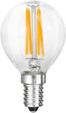 HiluX K5 LED Klot 3,5W/927 (30W) E14 dimbar - Klar