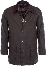 Barbour Bristol Wax Jacket Men's Herre ufôrede jakker Grønn M