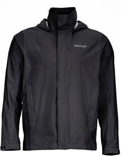 Marmot PreCip Jacket Herre regnjakker Sort S