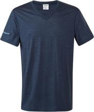 Bergans Men's Bloom Wool Tee Herr T-shirt Blå L