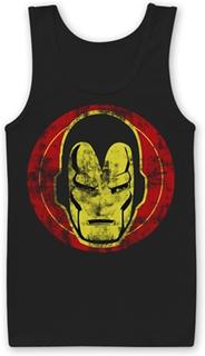 Iron Man Icon Tank Top, Tank Top