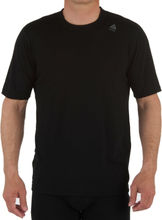 Aclima LightWool T-Shirt Classic Men Herr T-shirt Svart L