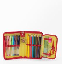 Pennfodral Pippi Långstrump, med pennor
