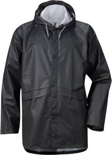 Didriksons Avon Men's Jacket Herre regnjakker Sort XXL