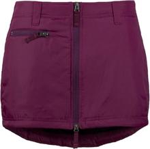 Skhoop Mini Skirt Dam Kjol Lila XS