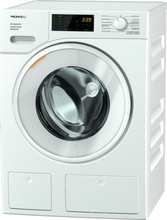 Miele WSD663NDS Vaskemaskine - Hvid