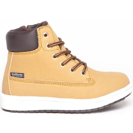 Gulliver Waterproof Boots Barn Vinterkängor Gul 31
