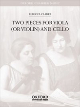 Two Pieces for viola (or violin) and cello