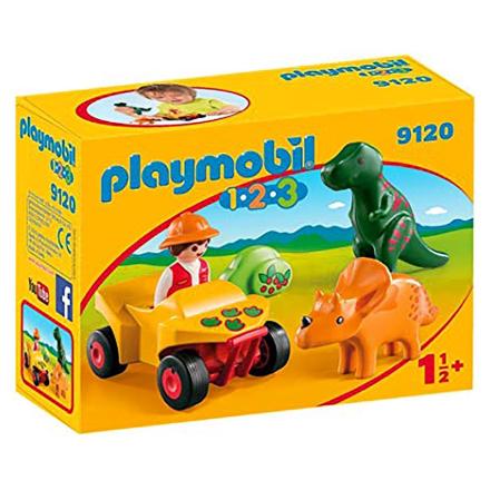 9120 Forsker med dinoer - Lekmer