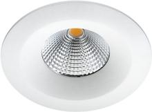 SG Uniled 35 Innebygningsspot 7W LED, Hvit