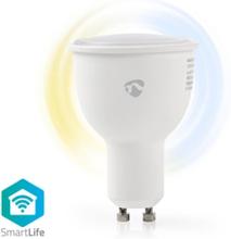 SmartLife LED 4,5W GU10 Dim2Warm (35W)