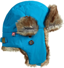 Isbjörn of Sweden Squirrel Winter Cap Barn luer Blå 44/46