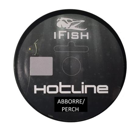 Ifish Hot Line, Öring övrig fiskeutrustning 350M 0,25MM