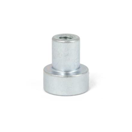 Pot magnet Ø 10 mm med innvendig gjenge M3