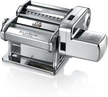 Marcato Atlas 150 Design M. Motor Pastamaskiner - Rostfritt Stål