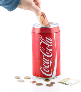 Coca-Cola Sparebøssen