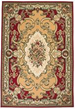 vidaXL Orientalisk matta persisk design 120x170 cm röd/beige