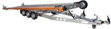 Biltransport hydralik 3 axlar