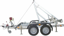 Kabel trailer 2700 kg