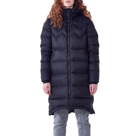 Mountain Works Women's Cocoon Down Coat Dam Varm dunjacka Svart XL