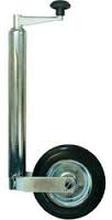 Stödhjul till tyngre släp 65 mm