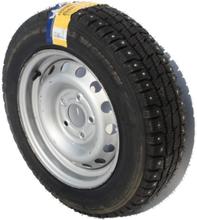 13″ Hjul, Dubbade, 5 bultars 155 R 13″ -C