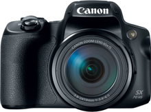 Canon Powershot SX70 HS Digitalkamera (International Ver.)