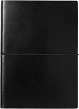 Ordning & Reda - O&R Jorgen Notesbog A5, Linieret, Sort