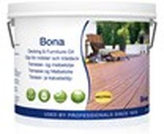 Olja för möbler och trädäck Bona
