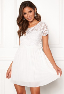 Happy Holly Blanche occasion dress White 36/38