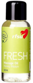 RFSU Fresh Massage Oil 100 ml