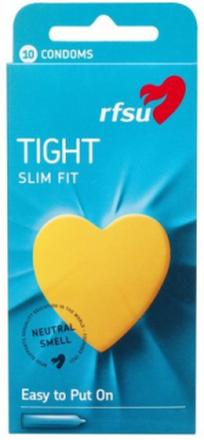 RFSU Tight Fit Condoms 10-pack Kondomer