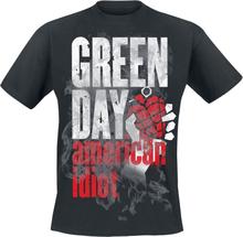Green Day - Smoke Screen -T-skjorte - svart