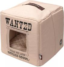 D&D D&D kæledyrsseng Wanted 40 x 40 x 40 cm beige 671/432310