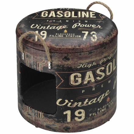 D&D kæledyrskasse Gasoline str. M 35 x 34 cm brun 434/431658