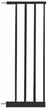 Noma Grindförlängning Easy Pressure Fit 28 cm metall svart 93484