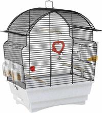 Ferplast Fågelbur Rosa 46,5x28x54 cm 52015817