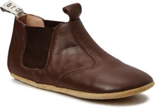 Chelsea Home Shoe Slippers Hjemmesko Brun BISGAARD