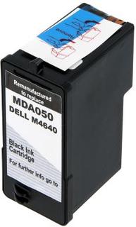 WL Blækpatron, erstatter Dell M4640, sort