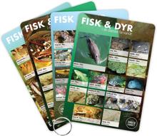 Fisk & Dyr i de danske farvande