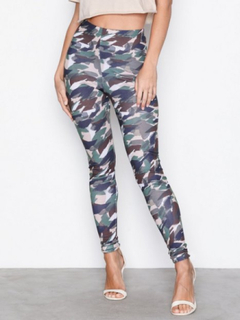 NLY Trend Camo leggings Leggings Camo