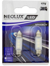 OSRAM Neolux LED Festoon C5W 36MM 12V 6000K