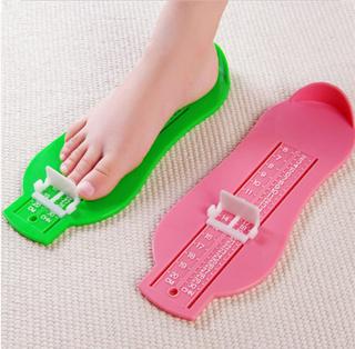 Fotmätare barn | storlek på barnfötter