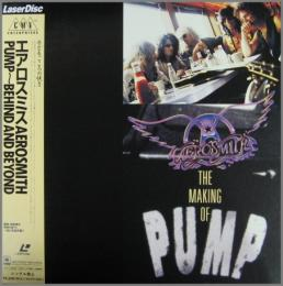 The Making Of Pump = Laser Disc =