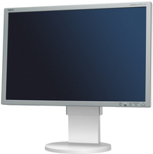 NEC MultiSync EA221WMe - 22,0 Zoll - WSXGA+ (1680x1050) - 5ms - weiß