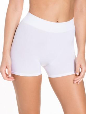 Pieces Pclondon Mini Shorts Noos Briefs Vit